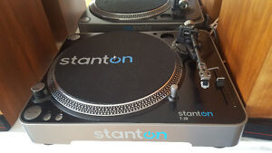 Stanton T.52 Turntable Tourne-Disque Vynile Table-tournante