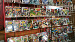 The Huge Comics and Graphic Novel Sale is THIS Sunday 10am!