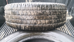 For sale I have 2  20 inch for dodge ram with 85% thread left.