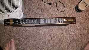 PEAVEY DIGITAL STEREO EFFECTS PROCESSOR