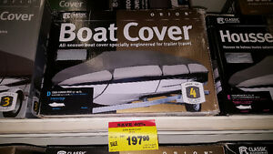 Boat Cover - Like new - Used once