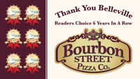 Bourbon Street Pizza Co Is Hiring!