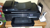 HP OfficeJet 7500a Wide Format Printer - Used