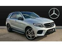 2018 Mercedes-Benz GLE 43 4Matic Night Edition 5dr 9G-Tronic Petrol Estate Auto