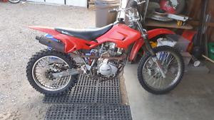 125 cc 4 stroke baja dirtrunner