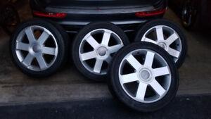 Audi OE Wheels