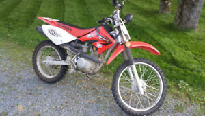 2005 crf 100. Great condition.  Works like new. 1900 obo.