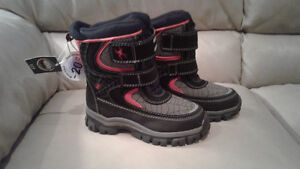 For Sale - Brand New Boys Winter Boots (Size 2) St. John's Newfoundland image 1