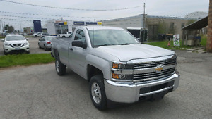 2015 Chevy Silverado 2500HD Work Truck