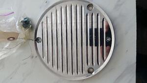 Harley parts -  Custom headlight, derby covers,  floorboards Regina Regina Area image 7