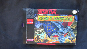 SNES & ATARI Games 4 sale by ORIGINAL OWNER Authentic & WORKING
