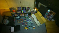 Collection et deck yu-gi-oh de tournois