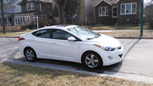 2013 Hyundai Elantra GLS (private sale)