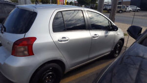2008 Toyota Yaris LE Hatchback 3995.00 plus hst and lic