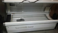 Commercial Grade Tanning Bed - SonnenBraune Klassic w/ supplies