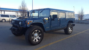 1995 AM General Hummer H1 SUV, Crossover