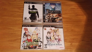 Ps3 rpg tales of xillia valkria chronicles