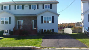 4 Bedroom Semi Cole Harbour