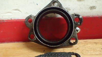 1984 Suzuki RM125 RM 125 exhaust flange pipe joint manifold gasket