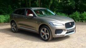 2017 Jaguar F-PACE 3.0 Supercharged V6 S 5dr AWD Automatic Petrol Estate