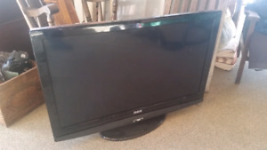 "42"" RCA - LCD TV. for parts or repair."