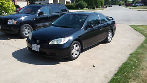 2004 Honda Civic Si Coupe (2 door)