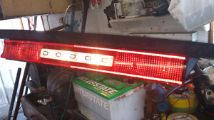 2008 dodge challenger taillight great man cave or garage hanger