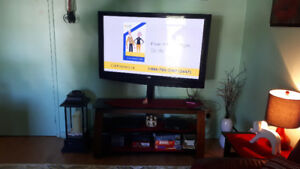 55 inch tv and stand