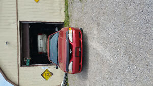 1998 Ford Mustang Coupe (2 door) as is