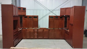 40+ New Kitchen Cabinet Sets - Auction Closes Dec 31st Kitchener / Waterloo Kitchener Area image 1
