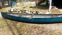 Canot Prospecteur / Prospector canoe