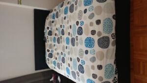 Urgent-Queen bed & mattress-$349 or best offer