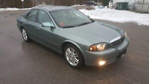 LINCOLN LS * FULLY LOADED * LOW KM / ONE OWNER * CERT $5995