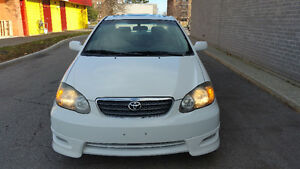 2006 Toyota Corolla s Sedan,Certified,