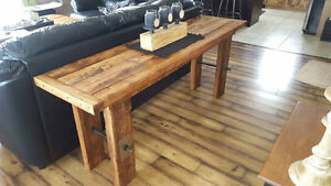 Large Sofa Table