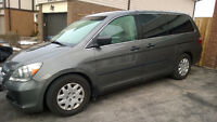 2007 Honda Odyssey LX Minivan, Van $8700