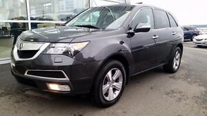 Acura MDX Premium Package 2013