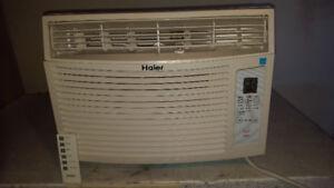 Haier Window Air Conditioner 10000 BTU.