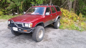 1990 toyota hilux surf (4runner) turbo diesel