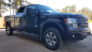 2012 Ford F 150 FX4