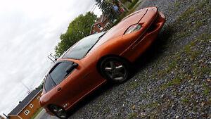 1997 Pontiac Sunfire Coupé (2 portes)