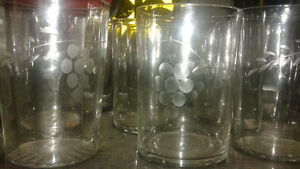 wine glasses(tumblers & stem ware) also beautiful wine rack Belleville Belleville Area image 5
