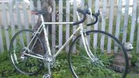 "Apollo Prestige,10 Speed Road Bike ( new 27"" tires )"