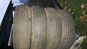 205/70R15 cooper weather  master S/TV 2 Kitchener / Waterloo Kitchener Area image 2