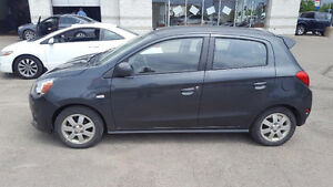 2014 Mitsubishi Mirage SE Hatchback new motor under factory war