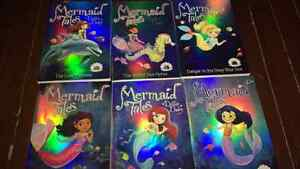 Mermaid Tales Book Collection for Girls