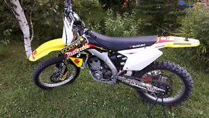 rmz 250 for sale or trade
