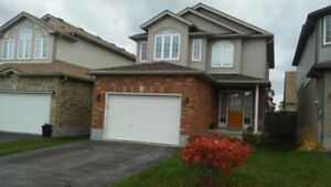 Rent-to-Own Beautiful 3-Bedroom Detached House at East Guelph