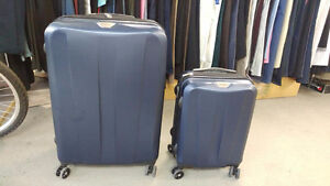 RICARDO BEVERLY HILLS 2-PC TRAVEL SET -  blue