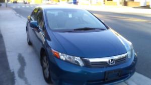 Honda civic 2012 LX